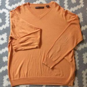 Men's Perry Ellis Soft sweater size XL